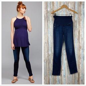 AG Jeans 27 Maternity Skinny Leg Stilt Cigarette